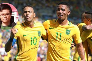 Góc chuyên gia: 'Brazil đủ khả năng vô địch World Cup 2018'