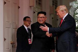 Toàn cảnh buổi sáng lịch sử trong quan hệ Mỹ-Triều Tiên