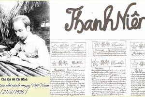 Thanh Niên - 'suối nguồn' của báo chí cách mạng