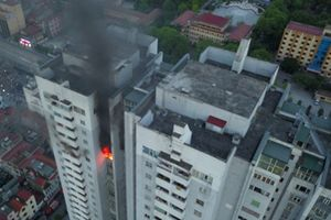 Xảy ra hỏa hoạn không lâu, CĐT Fodacon lại bị 'bêu' tên vi phạm PCCC