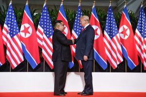 Hội nghị Thượng đỉnh Mỹ-Triều qua 'lăng kính' Donald Trump