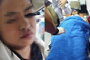 Sai lầm đáng sợ rất nhiều chị em mắc phải: Trang điểm trên ô tô, cô gái bị chì kẻ lông mày đâm xuyên mắt