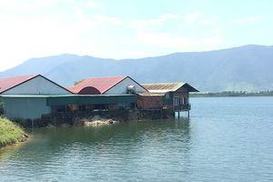 Hà Tĩnh: Nhà nghỉ, khách sạn trái phép lấn chiếm hồ Tàu Voi, không xử lý được?