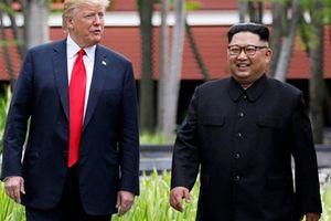 Bóng dáng Trung Quốc tại thượng đỉnh Trump - Kim