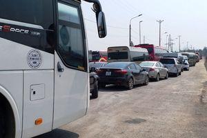 Phà Gót ùn tắc liên tục, Sở GTVT Hải Phòng gấp rút phân luồng giao thông