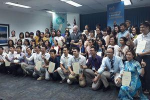 Sinh viên Việt Nam nằm trong top xuất sắc nhất các trường đại học Australia