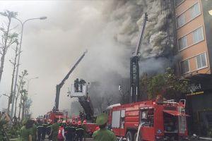 Nhiều trường học, khách sạn Hà Nội... nằm trong 'danh sách đen' vi phạm phòng cháy chữa cháy