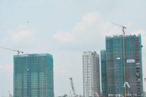 TP.HCM: Số lượng căn hộ bình dân đưa ra thị trường giảm mạnh