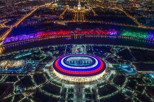 Ngắm trọn vẹn 12 sân vận động thi đấu World Cup 2018 tại Nga từ trên cao