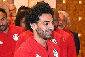 Salah bị 'ném đá' ở Grozny