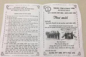 Ngăn chặn việc mở lớp 'Học kỳ trong quân đội' sai quy định