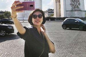 Paris đẹp như tranh qua 'nhật ký' của Ngô Thanh Vân