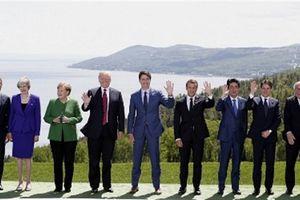 Vắng Nga, G7 mất tính hợp pháp?