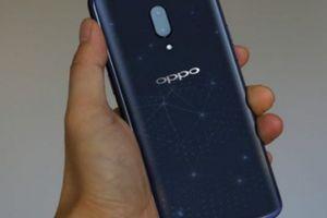 Oppo Find X lộ 'súng ống' sẵn sàng tiêu diệt iPhone X