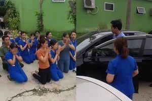 Vụ cô giáo quỳ khóc xin đừng đóng cửa cơ sở mầm non ở Nghệ An: Clip được dàn dựng?