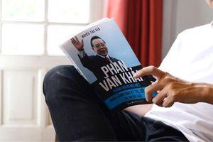 Ra mắt cuốn sách về nguyên Thủ tướng Phan Văn Khải