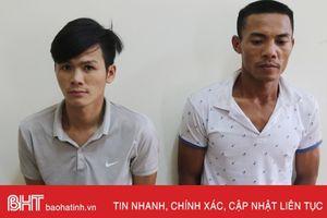 Thêm 2 đối tượng tàng trữ trái phép ma túy bị bắt giữ