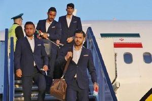 `Hoàng tử Ba Tư` diện vest lịch lãm trước lễ khai mạc World Cup 2018