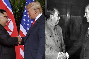 Thượng đỉnh Mỹ - Triều có sánh được với thượng đỉnh Mỹ - Trung năm 1972?