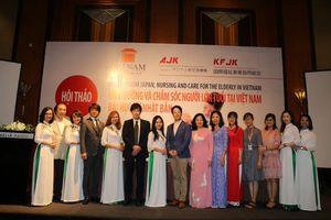 Hội thảo quốc tế về điều dưỡng do ĐH Đại Nam cùng AJK và KFJK tổ chức