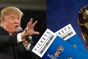 Khách mời 'siêu VIP' dự Lễ khai mạc World Cup 2018