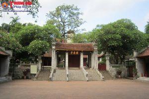 Đền - Đình Kim Liên: Đậm dấu ấn văn hóa nơi thờ Tứ Trấn Thăng Long