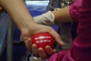 Hiến máu – hành động của tinh thần đoàn kết nhân loại