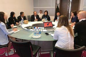 Đài Tiếng Nói Việt Nam và Đài Sputnik tăng cường hợp tác song phương