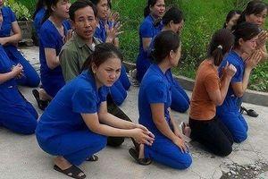 Vụ giáo viên quỳ gối xin được... dạy trẻ: Tình huống có sự dàn dựng?
