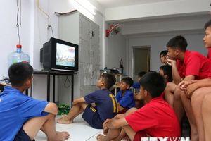 Sôi động không khí World Cup tại Thành phố Hồ Chí Minh