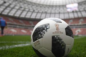 Ukraine phát sóng World Cup vì mắc nợ