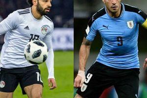 Nhận định, dự đoán kết quả Ai Cập vs Uruguay (19h ngày 15.6): Trông chờ Salah