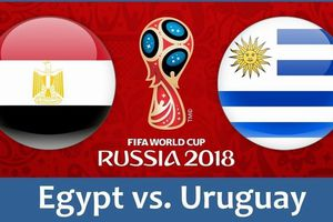 Tường thuật trực tiếp: Uruguay 0-0 Ai Cập