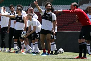 Ai Cập - Uruguay (19 giờ ngày 15-6, bảng A): Trông chờ Salah xuất hiện