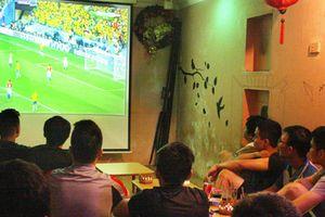 Ship đồ ăn đêm mùa World Cup kiếm bạc triệu mỗi ngày