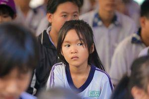 Báo Người Lao Động 'Trao gửi yêu thương' đến thiếu nhi
