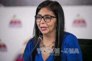 Tổng thống Venezuela chỉ định Chủ tịch Quốc hội lập hiến giữ chức Phó Tổng thống