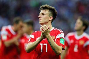 Vì sao Juventus cần ngôi sao tuyển Nga Golovin?