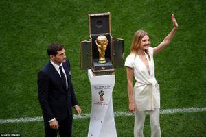 Chùm ảnh: Ấn tượng lễ khai mạc World Cup 2018 tại Nga