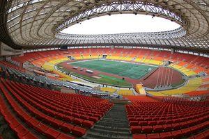 Ngắm nhìn Luzhniki - sân vận động diễn ra lễ khai mạc World Cup 2018