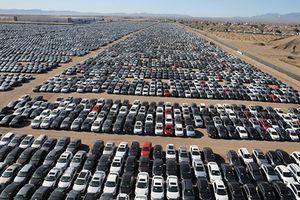 Đức phạt Volkswagen 1,2 tỉ USD vì gian lận khí thải