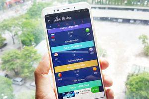 Những ứng dụng tiếng Việt miễn phí giúp bạn tiện theo dõi World Cup 2018