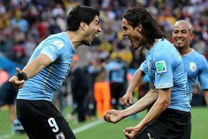 Suarez và Cavani sẽ vùi dập Ai Cập, hãy chọn Uruguay!
