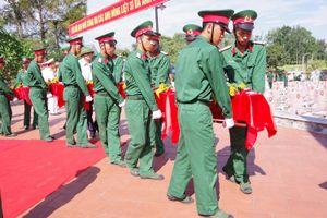 Tỉnh Nghệ An tổng kết công tác quy tập mộ liệt sĩ mùa khô 2017 - 2018