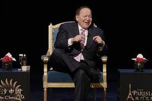 Sheldon Adelson – Ông trùm sòng bạc chi phối chính sách Trung Đông