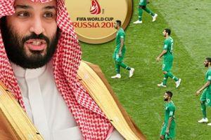 Thua nhục nhã trước Nga 0-5, cầu thủ Ả Rập Saudi lĩnh án phạt nặng