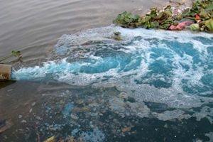Sớm 'giải cứu' ô nhiễm sông Cầu Bây