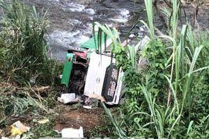Xe khách bị nạn trên đèo Lò Xo không có tín hiệu của thiết bị giám sát hành trình