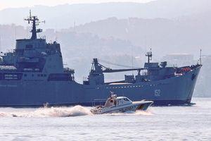 Tàu chở vũ khí của Nga 'giáp mặt' hải cảnh Thổ Nhĩ Kỳ trên đường tới Syria