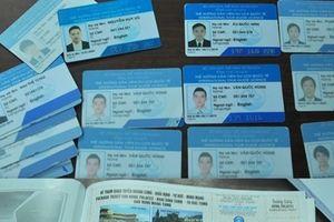 Hướng dẫn viên du lịch tổ chức đường dây làm giả vé tham quan ở Huế